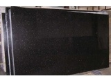 Black Galaxy Granite Tile And