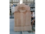 Sandstone European Style Monument With