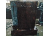 Aurora Granite Headstone Tombstone with
