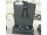 Shanxy Black Granite Monument for