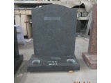G654 Honed Granite Memorials