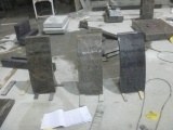 Arched Stele Gravestone In Different