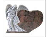 Hot Sale Heart Headstone With