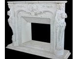 European Style Natural White Marble