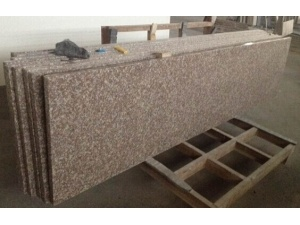 Giallo Santa Cecilia Granite Kitchen