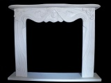 Pure White Marble Standard Size