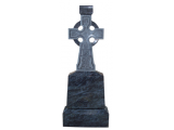 Hot Tall Polished Celtic Cross