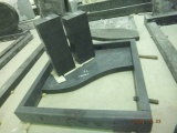 Virginia Black Granite Monuments Is