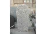 G655 Standard Granite Headstone Is