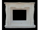 Natural White Marble Simple Size