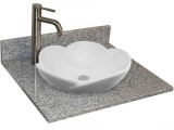 Hot Selling G603 Granite Vanity