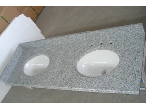 China Granite G603 Bathroom Vanities